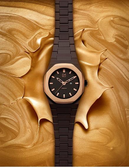 Relógio D1milano Original Modelo Premium (40mm E 36mm)