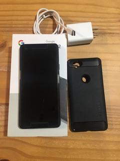 Google Pixel 2 - Preto - 128gb