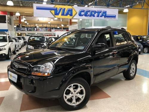 Hyundai Tucson 2.0 Gls  * C/ Piloto Automático *