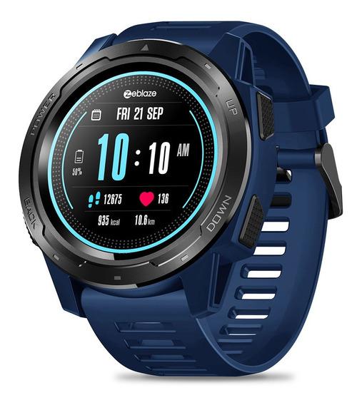 Reloj Inteligente Zeblaze Vibe 5 Ip67 Smartwatch-azul