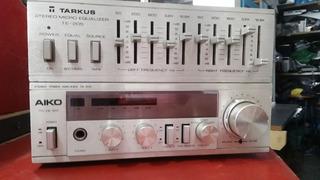 Amplificador Sino Pa-3000 + Ecualizador Tarkus Te-205
