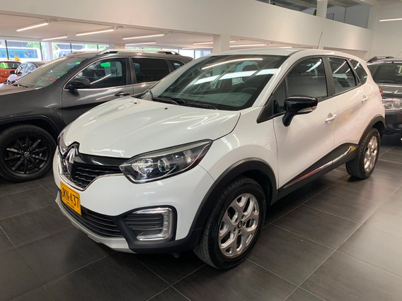 Renault Captur Zen Mt 2.0 Blanca 2018 Jkn437