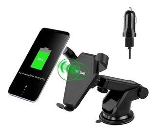 Carregador Sem Fio Para iPhone X 8 Samsung S8 S7
