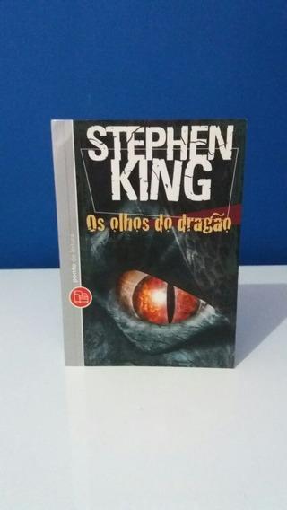 Livro Os Olhos Do Dragão Stephen King Bolso Ponto De Leitura