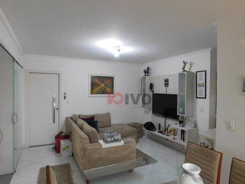 Imagem 1 de 14 de Apartamento  2 Quartos 74 M² Úteis  R$ 600.000 - Vila Clementino - Sp - Ap4381