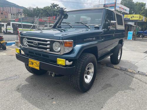 Toyota Land Cruiser 2000 4.5 Fzj73