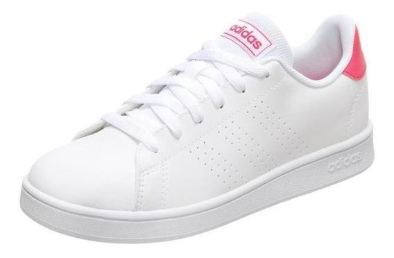 Tenis adidas Advantage - Blanco - Joven - Ef0211