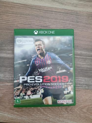 Jogo Xbox One- Pes 2019 Original
