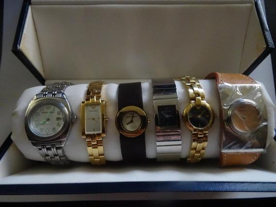 Reloj Original Emporio Armani Para Dama Varios Modelos