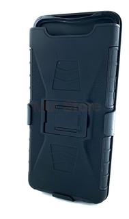 Funda Uso Rudo Protector Samsung A80 A 80 Case + Mica Gratis
