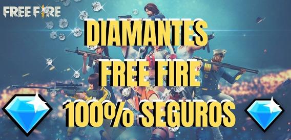 600 Diamantes Para Free Fire