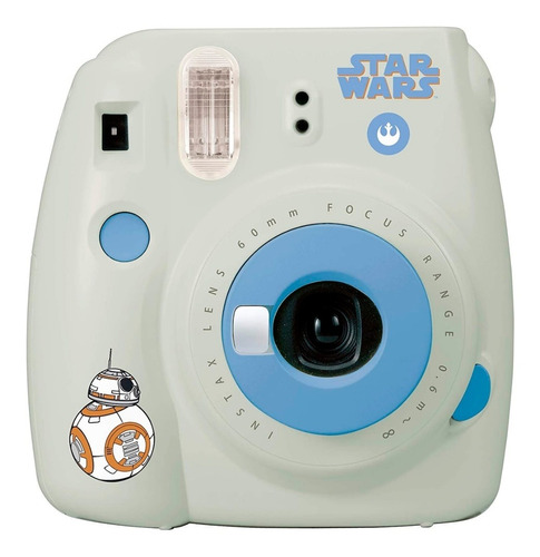 Imagen 1 de 7 de Cámara Instantánea Fujifilm Instax Mini 9 De Star Wars Nnet