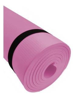 Colchoneta Yoga Mat Forest Fitness Pilates Enrollable 6mm