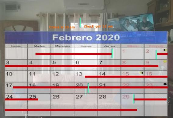 Alquiler Temporada En Rambla P. Del Plata Y Calle 20