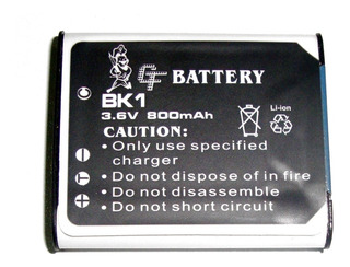 Bateria Genuina Bk1 Para Sony