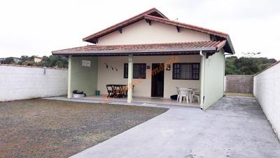 Casa Situado No Bairro Terra Nova Na Cidade De Cananéia/sp