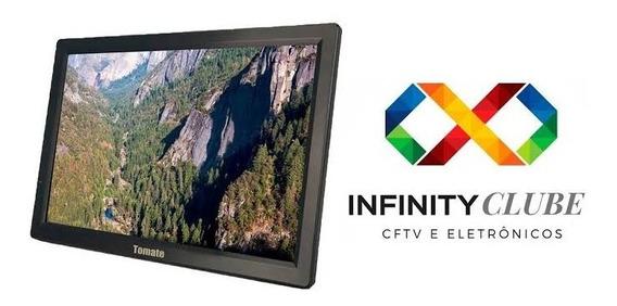 Tv Digital Portátil Led Hd 720p 14 Polegadas Usb Sd Vga Mtm