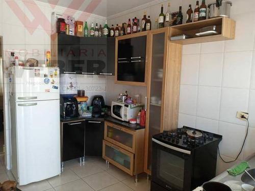 Casa C/02 Dormitórios No Jardim Residencial Villa Amato - R$ 298.000,00 - 1736