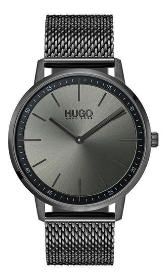 Reloj Hugo By Hugo Boss Unisex Color Gris 1520012 - S007