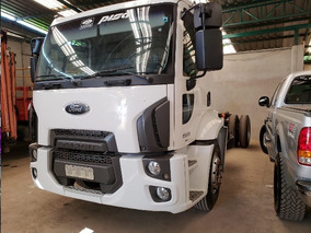 Ford Cargo 1519 / Mercedes 1319 Todos No Chassi Toco