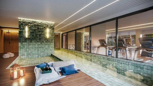 Apartamento Com 3 Dormitórios À Venda, 232 M² Por R$ 3.156.100,00 - Cabral - Curitiba/pr - Ap3404