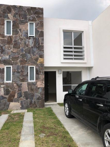 Casa En Renta Fracc. Ardenas - Cuautlancingo, Pue. $7,500