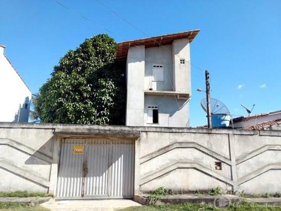 Casa - Padrão, Para Venda Em Teixeira De Freitas/ba - Vc217