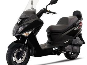 Sym Joyride Evo 200 Scooter Negro (pcx, Yamaha Nmx)