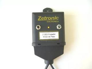 Probador De Motor Paso A Paso Zetronic + Dvd Taller !!!