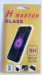 Kit 10 Películas De Vidro Temperado P/ Motorola Moto G2 Novo