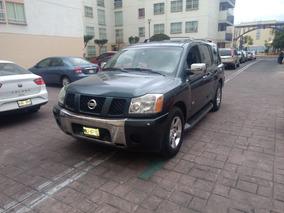 Nissan Armada 5.6 Se Piel Qc 4x2 At 2006