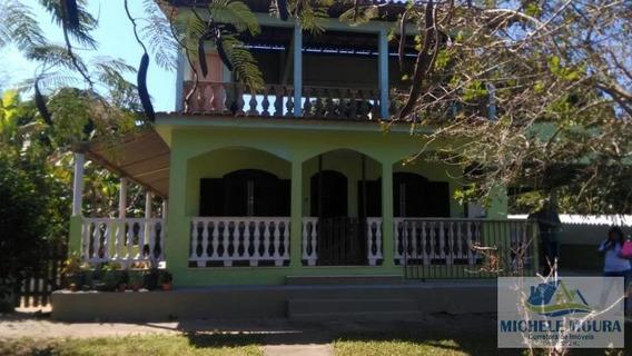 Casa 2 Dormitórios Para Venda Em Araruama, Coqueiral, 2 Dormitórios, 1 Suíte, 1 Banheiro, 1 Vaga - 81