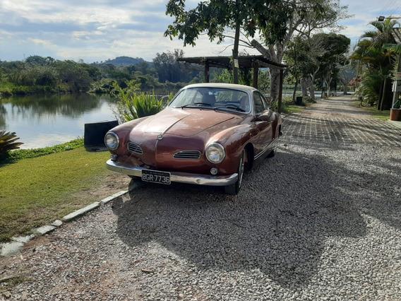 Vw Karmann Ghia 1600 Ano 1970 Lindo, De Sonho, Impecável.