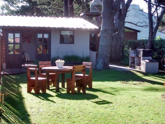 Cabaña En La Caleta (mar De Cobo) P/3 Personas