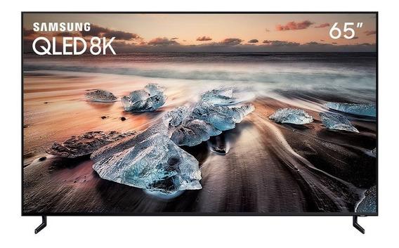 Smart Tv Samsung Qled Uhd 8k 65 Qn65q900rbgxzd Ia Upscaling