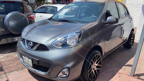 Nissan March 1.6 Advance Mt 2016