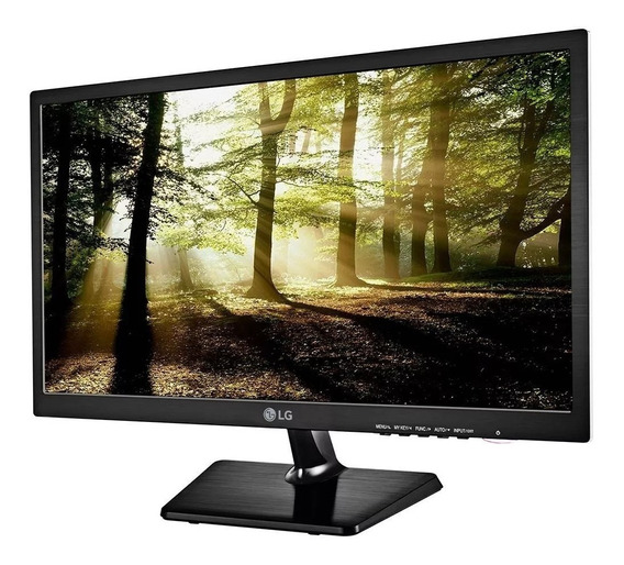 Monitor Lg 19,5 Hd Widescreen 20m37