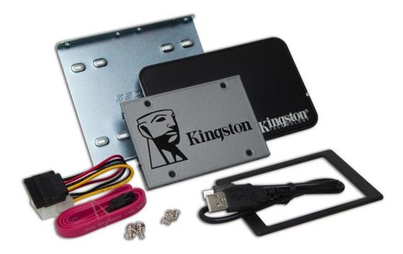 Ssd De 480gb Sata 2,5 Com Kit De Instalação - Suv500b/480g