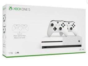 Xbox One S + Just Dance 2019 + 3 Meses De Xbox Gold