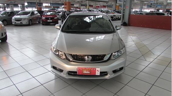 Honda Civic Lxr 2.0 Ano 2016