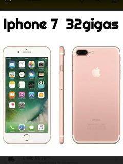 iPhone 7 Cpo 32 Gigas + Garantia