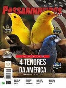 Revista Passarinheiros N 108