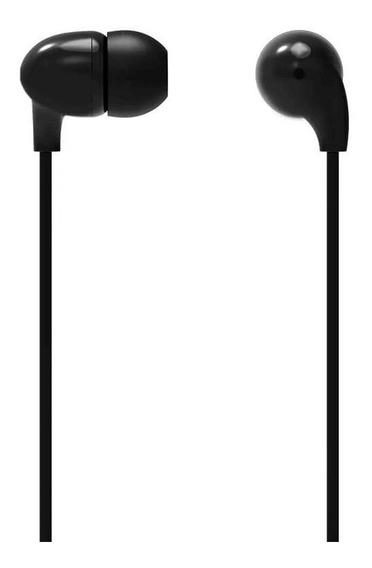 Fone De Ouvido Multilaser Plug Play Preto - Ph234