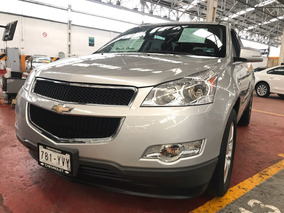 Chevrolet Traverse C Aa At 2012