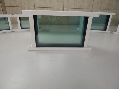 Visor Plumbifero Para Sala De Raio X Med: 20x30 100mm Rj