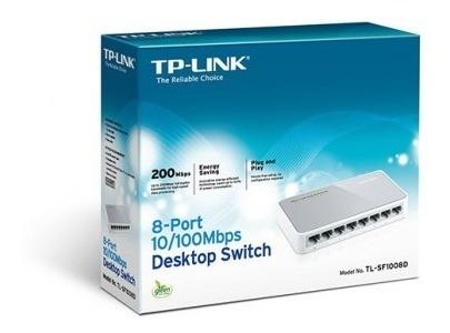 Switch Tp-link 8 Port