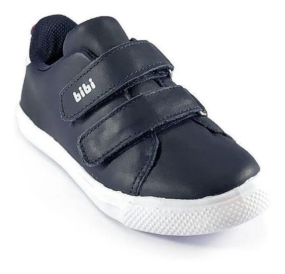 Tênis Infantil Masculino Bibi Agility Mini - Cor: Marin/verm