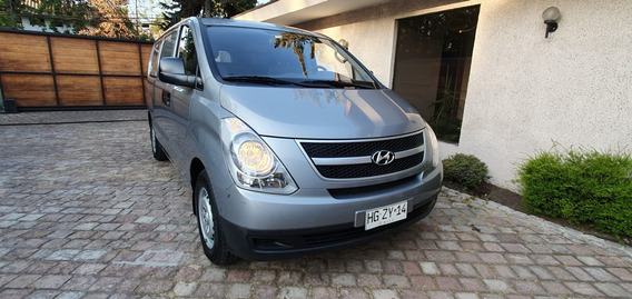 Hyundai H-1 2.5 Unico Dueño Sin Uso, Facturable