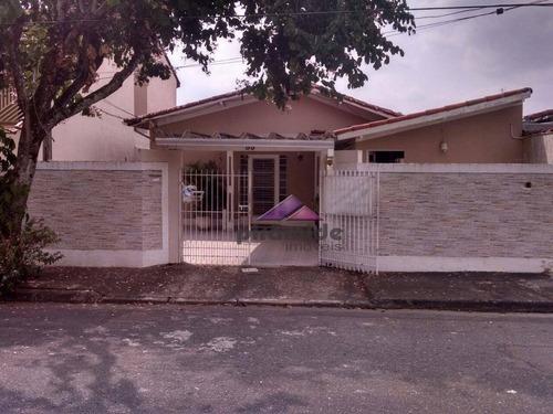 Casa À Venda, 140 M² Por R$ 350.000,00 - Monte Castelo - São José Dos Campos/sp - Ca2987