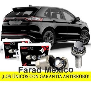 Birlos Seguridad Ford Edge Titanium Garantizados